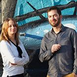 Nathalie et Arnaud, experts AdWords