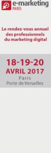 Salon E-Marketing Paris 2017