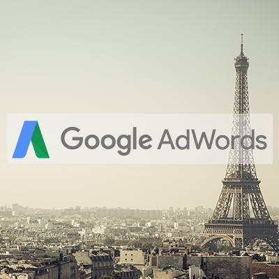 Agence Google AdWords à Paris